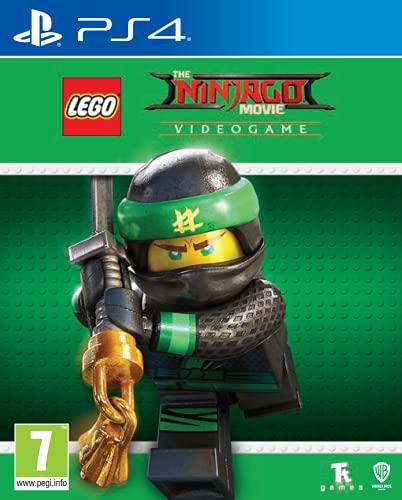 LEGO Ninjago Movie Game Videogame (PS4)