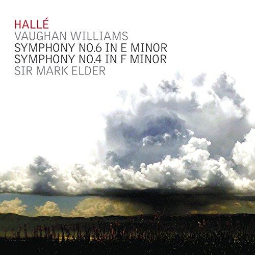 Hallé - Vaughan Williams: Symphonies Nos. 4&6 By Halle