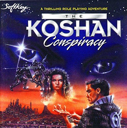 The Koshan Conspiracy (DOS 5.0)