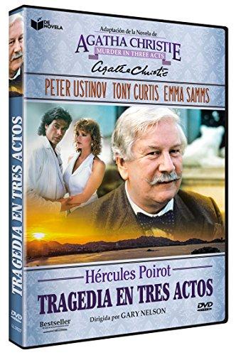 Murder In Three Acts (Spanish Release) Agatha Christie Hércules Poirot