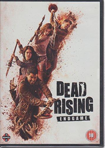 Dead-Rising-Endgame-DVD-CD-6LVG-FREE-Shipping