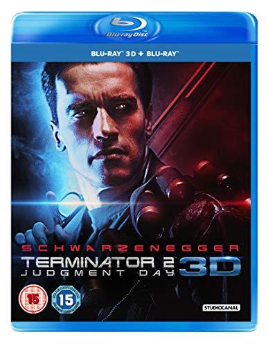 Terminator 2: BLU-RAY 3D + 2D