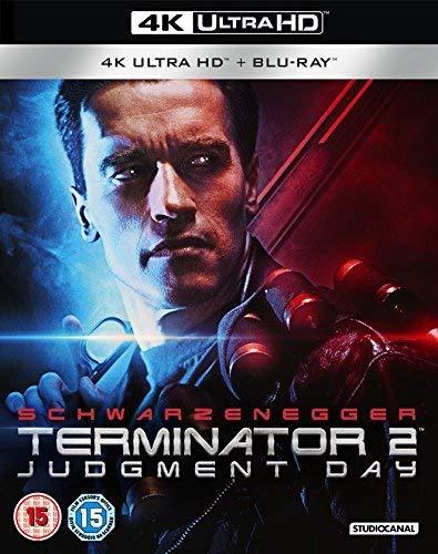 Terminator 2: UHD + 2D BLU RAY