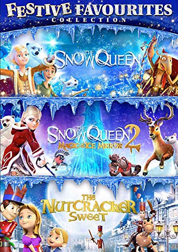 Festive Favourites Collection The Snow Queen / The Snow Queen 2 / The Nutcracker Sweet (Animated Box