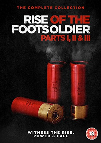 Rise of the Footsoldier Triple Box Set