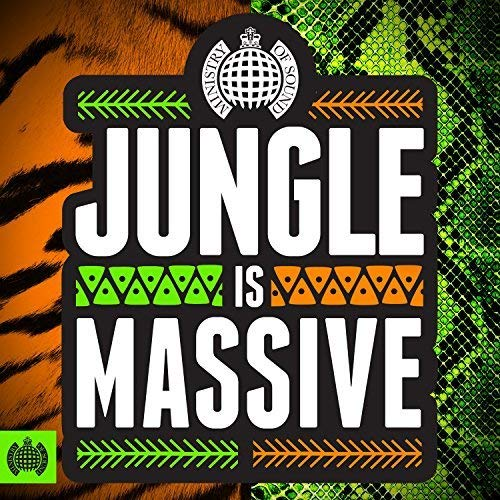 Jungle Is Massive: By Various Artists