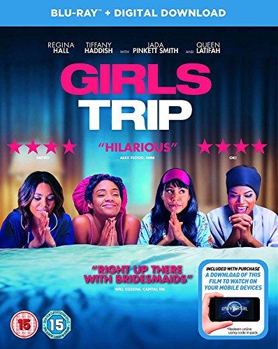 Girls Trip (BD + Digital Download)