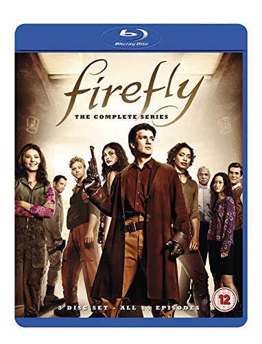 Firefly Complete - Series 15th Anniversary Edition