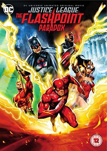 DCU: Justice League: The Flashpoint Paradox