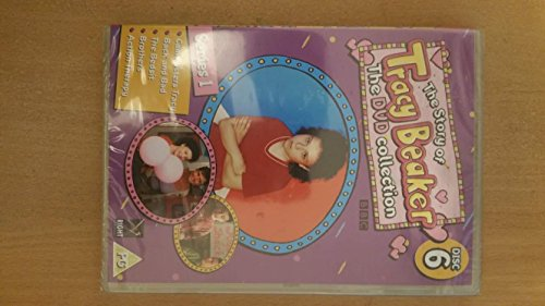THE STORY OF TRACY BEAKER DISC 6 SERIES 1 EPISODE 26 SERIES 2 EPISODE 1 - 4
