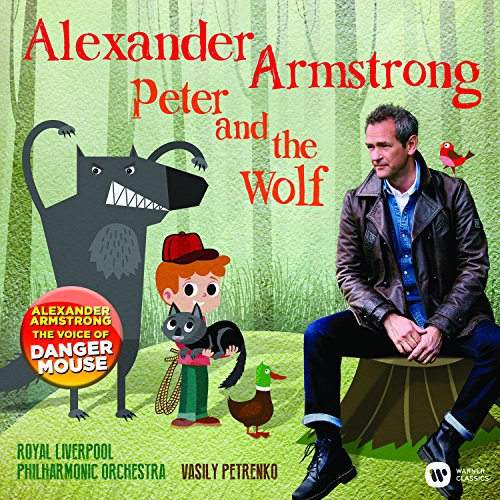 Prokofiev: Peter and the Wolf/...: By Alexander Armstrong