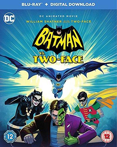 Batman Vs. Two Face
