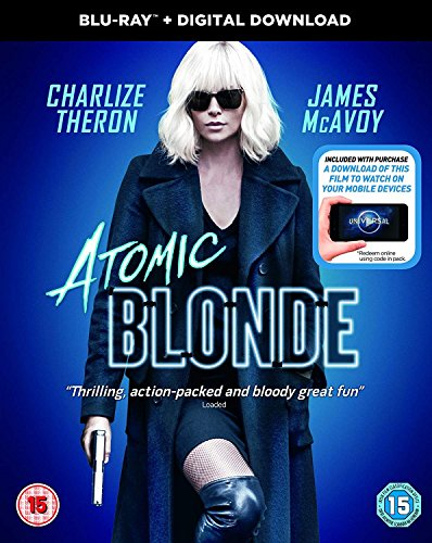 Atomic Blonde (Blu-Ray + Digital Download)