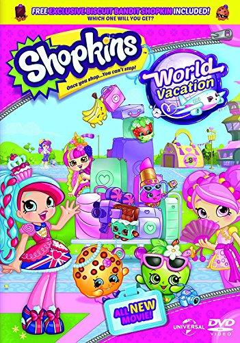 Shopkins - World Vacation (includes exclusive Shopkin figure)
