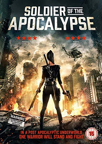Soldier-Of-The-Apocalypse-DVD-CD-HZVG-FREE-Shipping