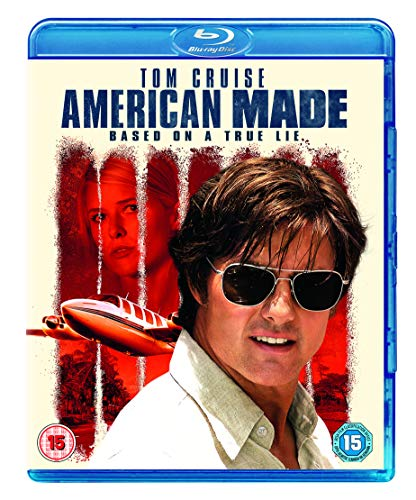 American Made (BD + Digital download)