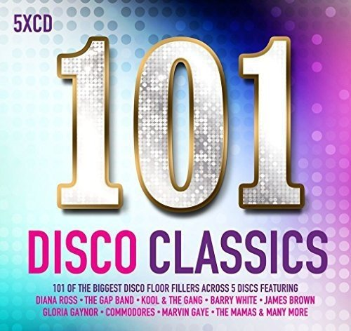 Various Artists - 101 Disco Classics By Various Artists