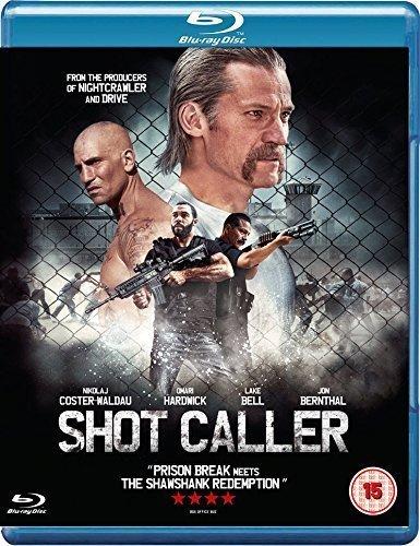 Shot-Caller-Blu-ray-CD-8MVG-FREE-Shipping