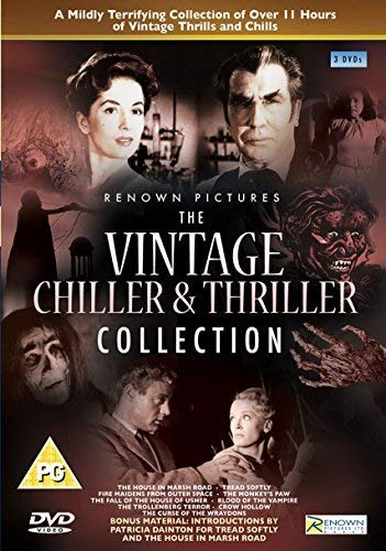 The Renown Vintage Chiller and Thriller Collection