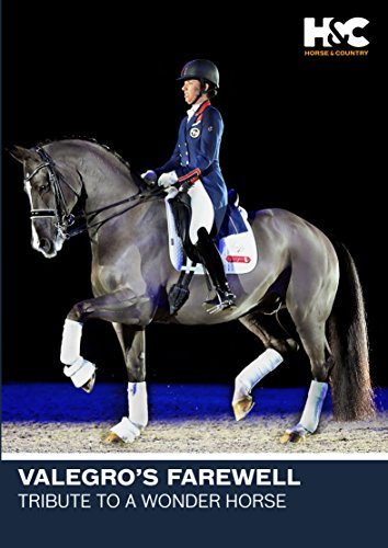 Valegro's Farewell - A tribute to a wonder horse