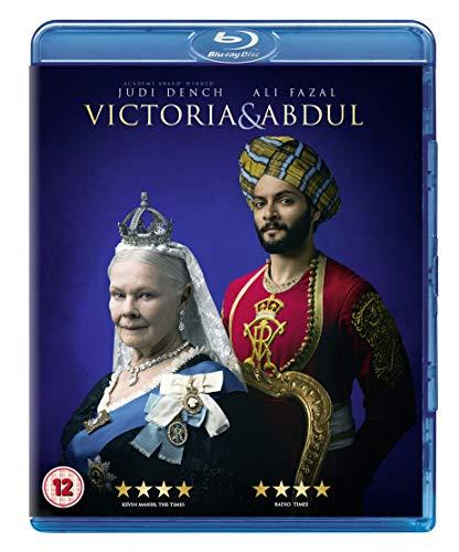 Victoria-amp-Abdul-Blu-ray-2017-CD-RBVG-FREE-Shipping
