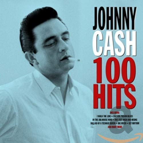 Johnny Cash - 100 Hits By Johnny Cash