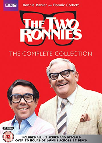 The Two Ronnies: The Complete Collection