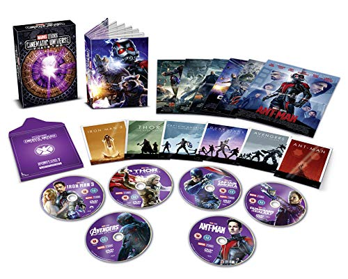 Marvel Studios Collector's Edition Box Set – Phase 2