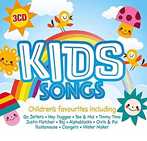 Various Artists - Kids Songs By Various Artists