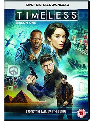 Timeless-Season-1-DVD-CD-C3VG-FREE-Shipping