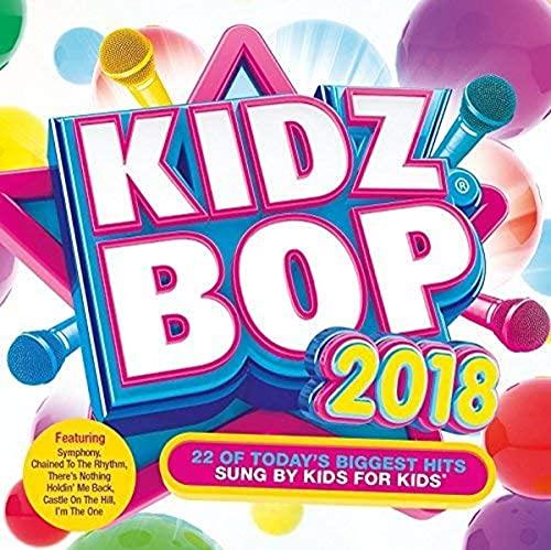 Kidz Bop 2018 By Kidz Bop Kids