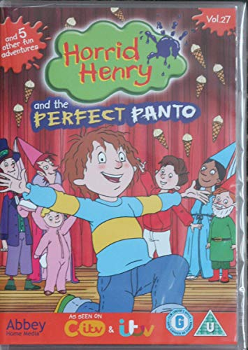 Horrid Henry and the Perfect Panto