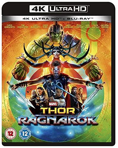 Thor Ragnarok 4K (Including 2D Blu-Ray)