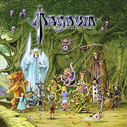 Magnum - Lost On The Road To Eternity (2Cd) By Magnum