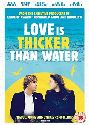 Love-Is-Thicker-Than-Water-DVD-CD-2HVG-FREE-Shipping