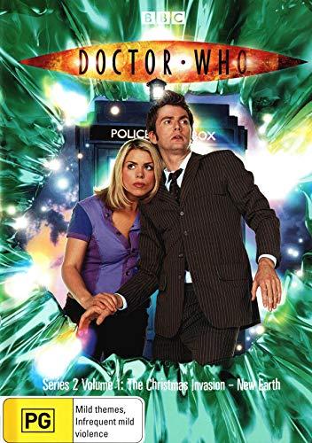 Dr Who: S2 V1