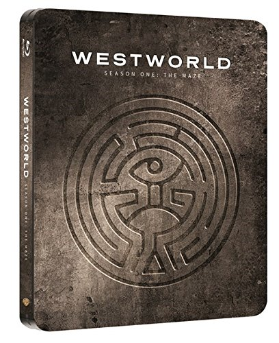 Westworld Season One steelbook The Maze uk Exclusive Limited Edition Steelbook