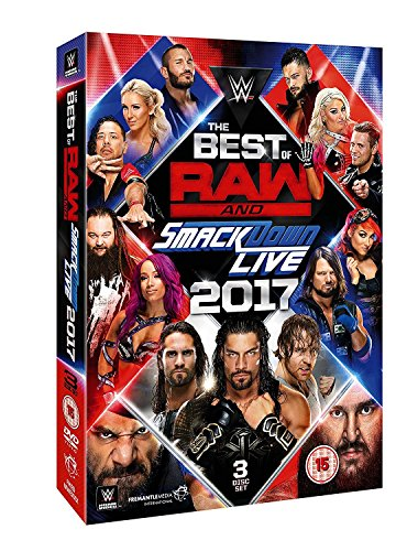 WWE: The Best Of Raw And Smackdown 2017