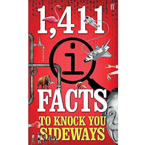 Boxer Kids 1411 Qi Facts to Knock You Sideways By John Lloyd