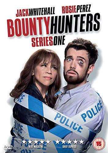 Bounty-Hunters-Jack-Whitehall-DVD-CD-1GVG-FREE-Shipping