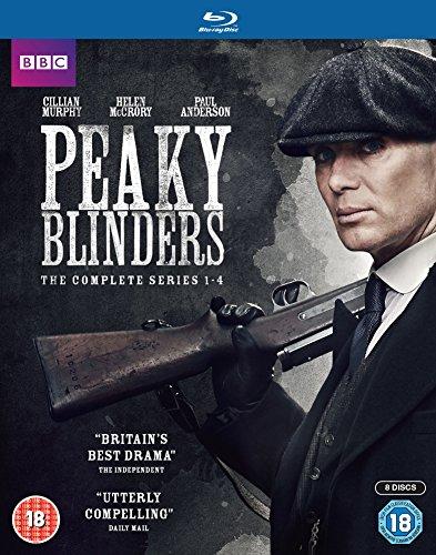 Peaky Blinders Series 1-4