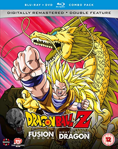 Dragon-Ball-Z-Movie-Collection-Six-Fusion-Reborn-Wrath-of-the-Dr-CD-7TVG