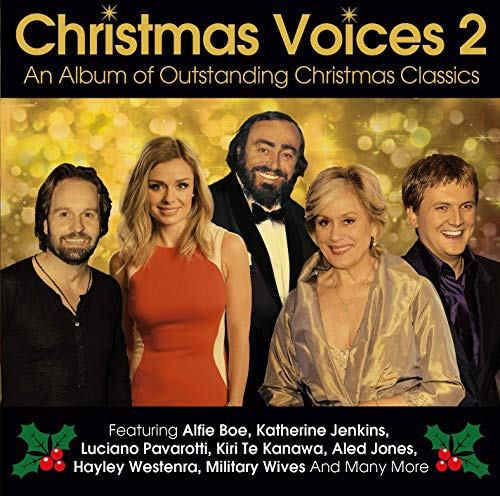 Christmas Voices 2: An Album of Outstanding Christmas Classics By Various Artists