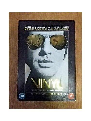 (UK-Version evtl. keine dt. Sprache) - Vinyl - Complete First Season (1 DVD)