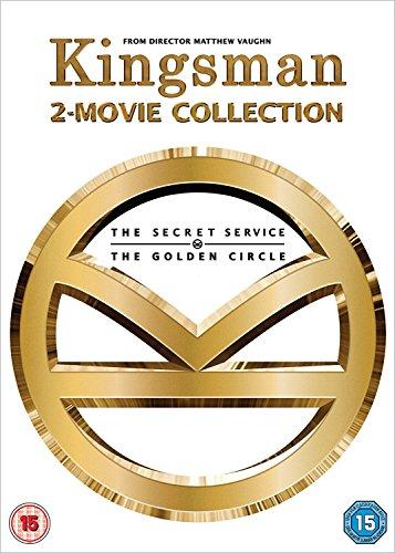 Kingsman 1-2 Double Pack DVD