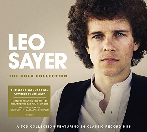 Leo Sayer - The Gold Collection By Leo Sayer