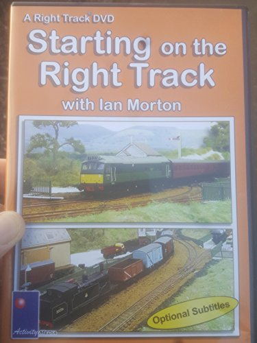 Starting-on-the-right-track-with-Ian-Morton-CD-Z4VG-FREE-Shipping