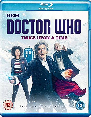 Doctor Who Christmas Special 2017 - Twice Upon A Time BD