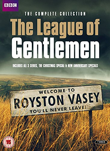 League of Gentlemen - Complete Collection