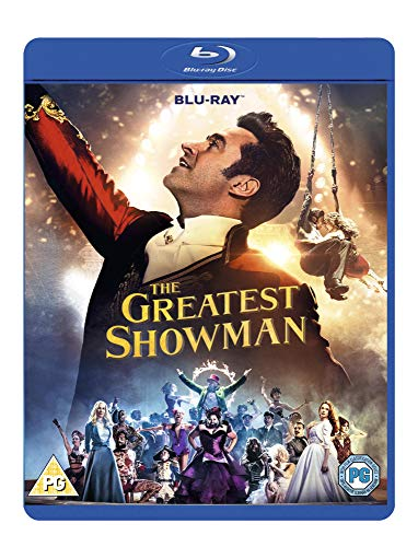 The Greatest Showman  Movie Plus Sing-along  (Without cardboard sl